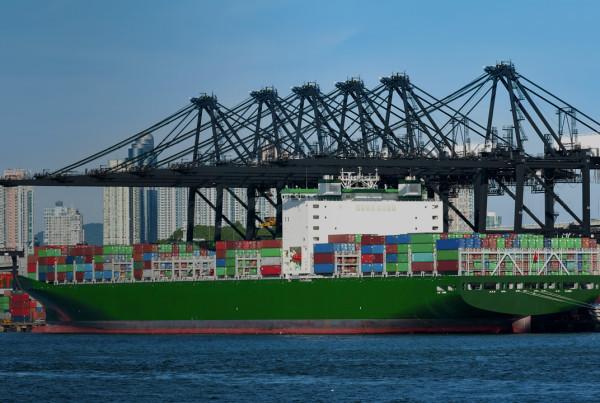 Ocean Freight Forwarder - International Transportation Management