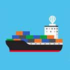 Ocean Freight Forwarder - International Transportation Management