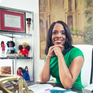 Picture of Dr. Lisa Williams for Women's History Month