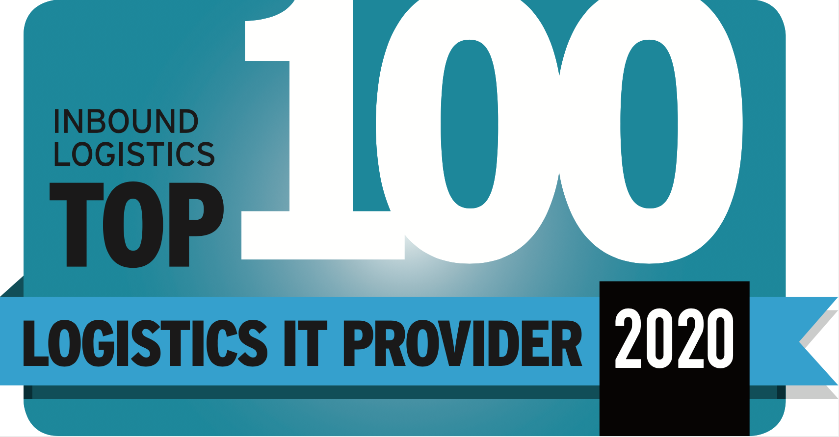 Inbound Logistics Top 100 Logistics IT Provider 2020